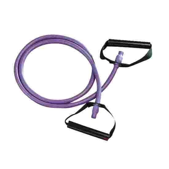 Sport-Thieme Fitness-Tube Violet = sterk, 10-delige set
