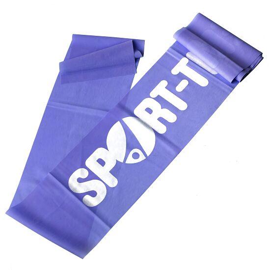 Sport-Thieme Fitnessband 150 2 m x 15 cm, Violet = sterk