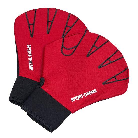 Sport-Thieme Gants d'aqua-gym M, 25x18 cm, Rouge