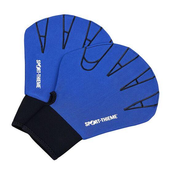 Sport-Thieme Gants d'aqua-gym L, 26,5x19 cm, Bleu