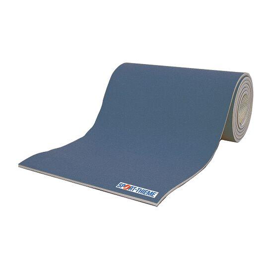 """Sport-Thieme Grondturnmatten en turnvlakken """"Super"""" per lopende meter Breedte 150 cm, kleur blauw, 25 mm"""
