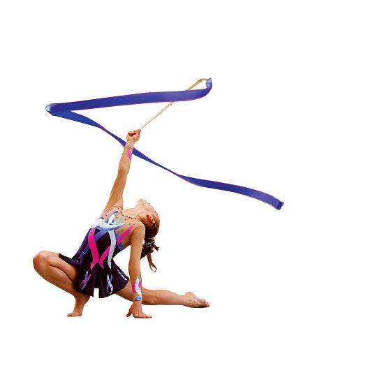 Sport-Thieme Gymnastiekband Wedstrijd, lengte 6 m, Korenblauw