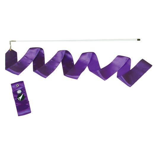 Sport-Thieme Gymnastieklinten Wedstrijd, lengte 6 m, Violet