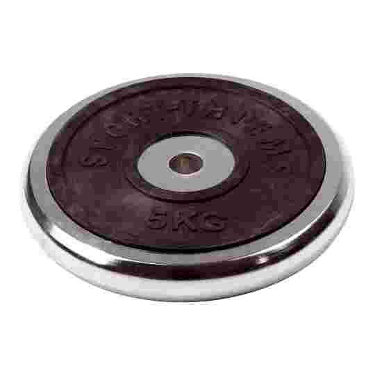 Sport-Thieme Halterschijf van chroom 5 kg