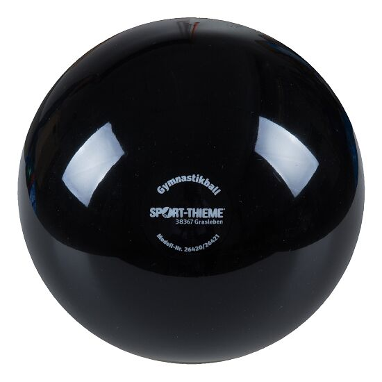 "Sport-Thieme® Hoogglanzende Gymnastiekbal ""300"" Zwart"