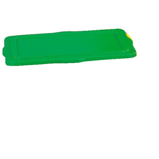 Sport-Thieme  Klemdeksel voor materiaalbox Groen