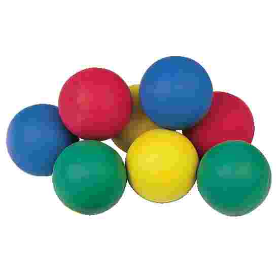 Sport-Thieme Lot de 12 balles en caoutchouc mousse