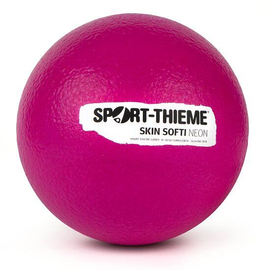 Sport-Thieme Lot de balles Skin « Softi Fluo » avec sac