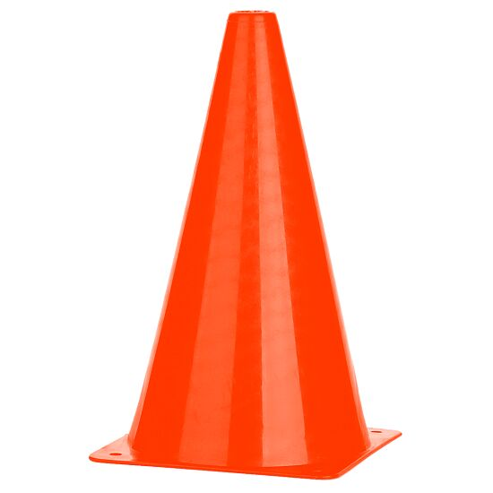 Sport-Thieme Markeringskegel 13x13x23 cm, Oranje