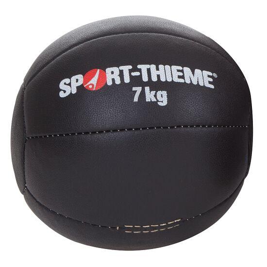 "Sport-Thieme® Medicinebal ""Zwart"" 7 kg, ø 22 cm"