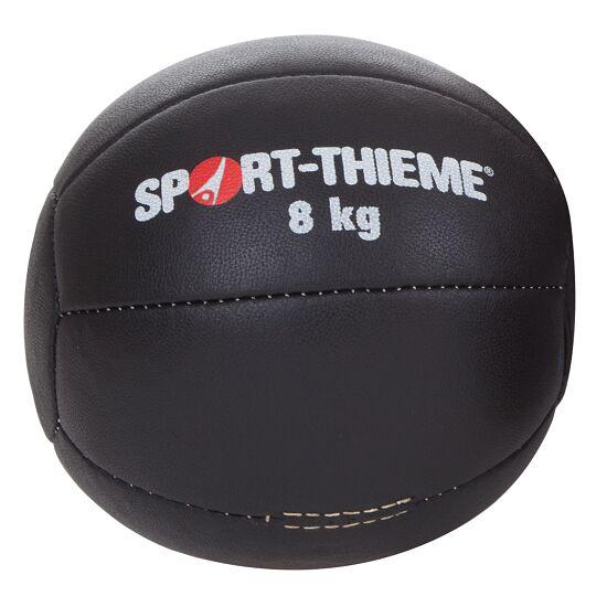 "Sport-Thieme® Medicinebal ""Zwart"" 8 kg, ø 25 cm"