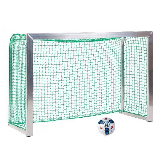Sport-Thieme® Minitraining doel, met opvouwbare netbeugels 1,80x1,20 m, diepte 0,70 m, Incl. net groen (mw 4,5 cm)