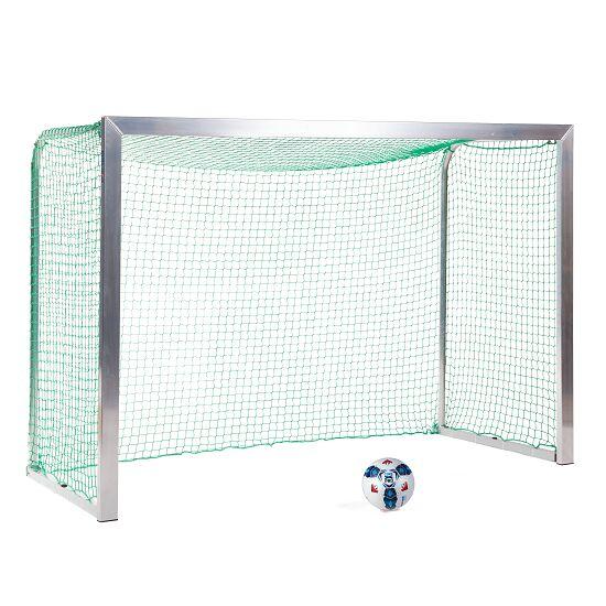 Sport-Thieme® Minitraining doel, met opvouwbare netbeugels 2,40x1,60 m, diepte 1,00 m, Incl. net groen (mw 4,5 cm)