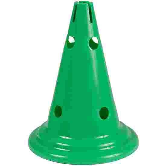 Sport-Thieme Multifunctionele kegels Groen, 30 cm, 8 gaten