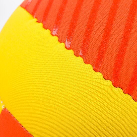 """Sport-Thieme® Neopreen Volleybal """"Neogrip"""" """"Beach"""" geel-oranje"""