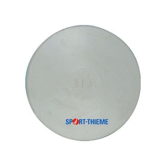 Sport-Thieme® Oefen-Discus van rubber 1 kg