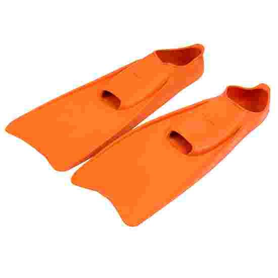 Sport-Thieme Palmes en caoutchouc 34-35, L: 36 cm, orange