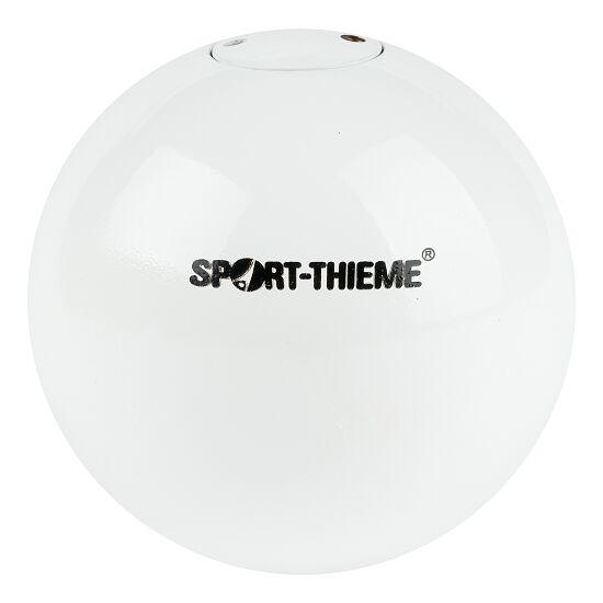 Sport-Thieme Poids de compétition « Acier » 3 kg, blanc, ø 97 mm