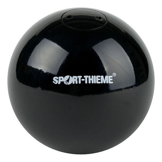 Sport-Thieme Poids de compétition « Acier » 4 kg, noir, ø 102 mm
