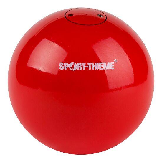 Sport-Thieme Poids de compétition « Acier » 5 kg, rouge, ø 110 mm