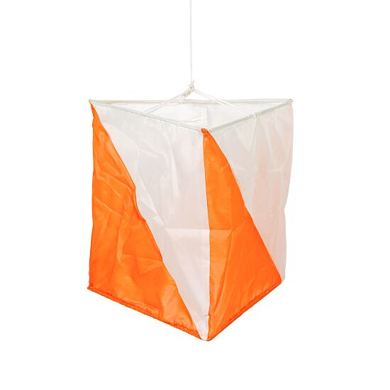 Sport-Thieme Post paraplu voor oriëntatieloop 30x30 cm met binnenzak