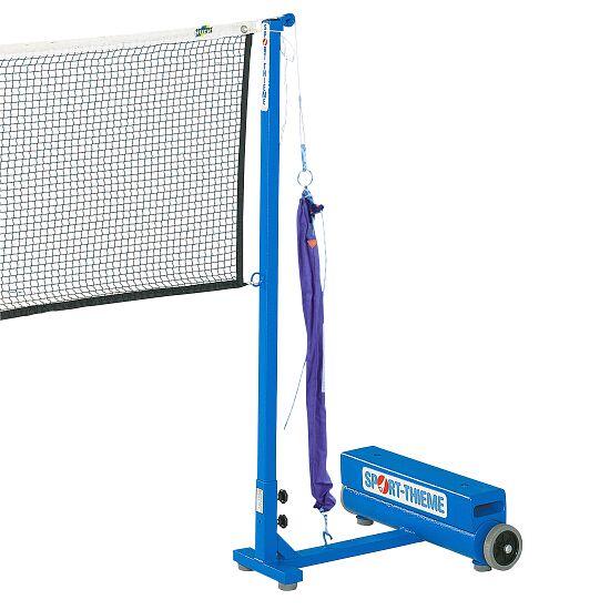 Sport-Thieme Poteaux de badminton avec lest Système par poulie