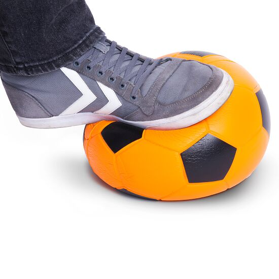 Sport-Thieme® PU-Voetbal Oranje/zwart
