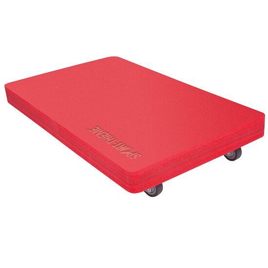 Sport-Thieme Rembourrage pour planche à roulettes Rouge