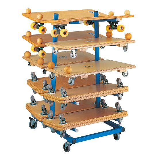 Sport-Thieme® Rolplank-schappenwagen