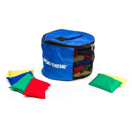 Sport-Thieme® Set bonenzakjes met tas Wasbaar met kunststof granulaat