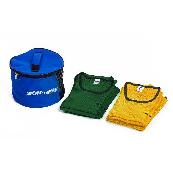"""Sport-Thieme Set Teamhesjes """"Premium"""" Kinderen, geel/groen"""