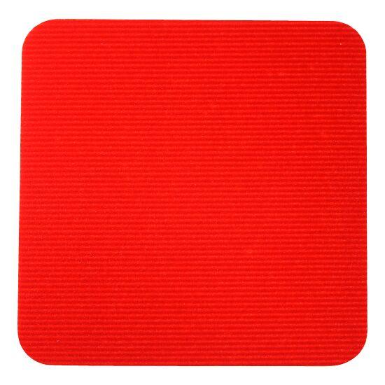 Sport-Thieme® Sporttegel Rood, Vierkant, 30x30 cm