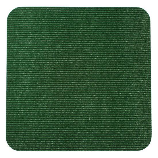 Sport-Thieme® Sporttegel Groen, Vierkant, 30x30 cm