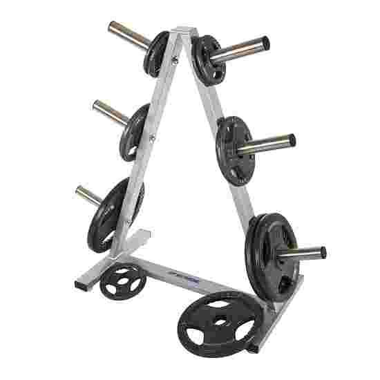 Sport-Thieme standaard voor halterschijven 50 mm, 6 pennen