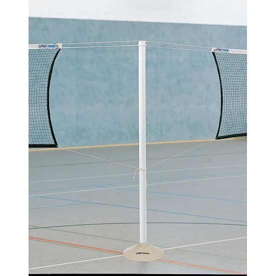 Sport-Thieme® Steunpalen met ronde platte voetsteun