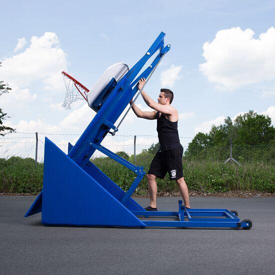 "Sport-Thieme® Streetbasketbal Systeem ""Vario"" Streetbasketbalbord 110x73 cm"