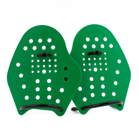 Sport-Thieme® Swim-Power® Paddles Maat S, 19x16 cm, groen