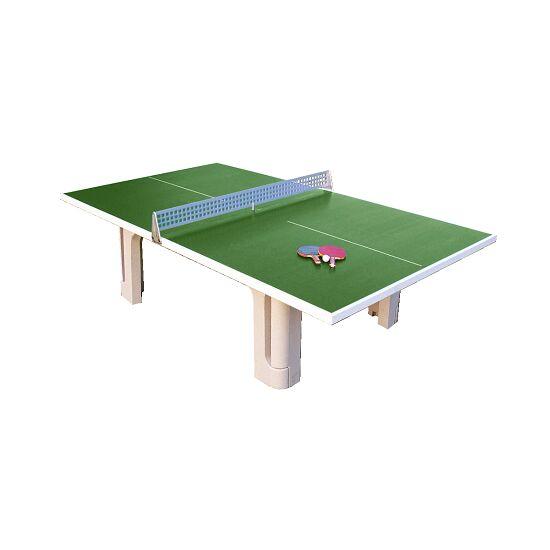 Sport-Thieme Table en béton polymère « Pro » Vert
