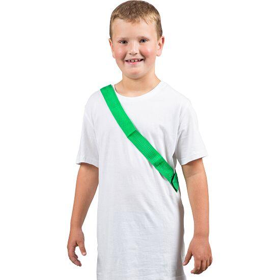 Sport-Thieme Teamband Kinderen, L: 55 (110) cm, Groen