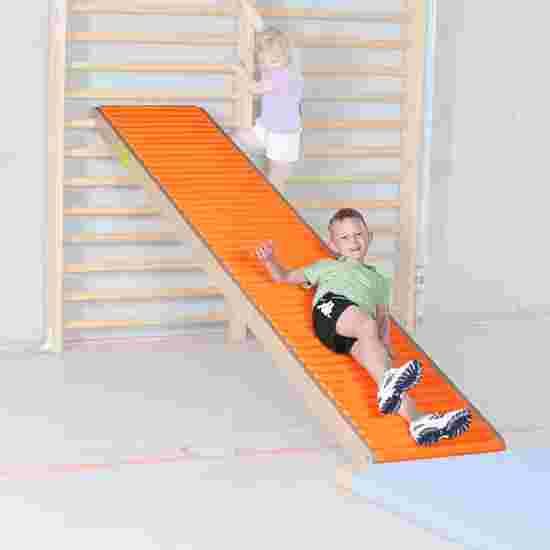 Sport-Thieme Toboggan à rouleaux 300x60 cm