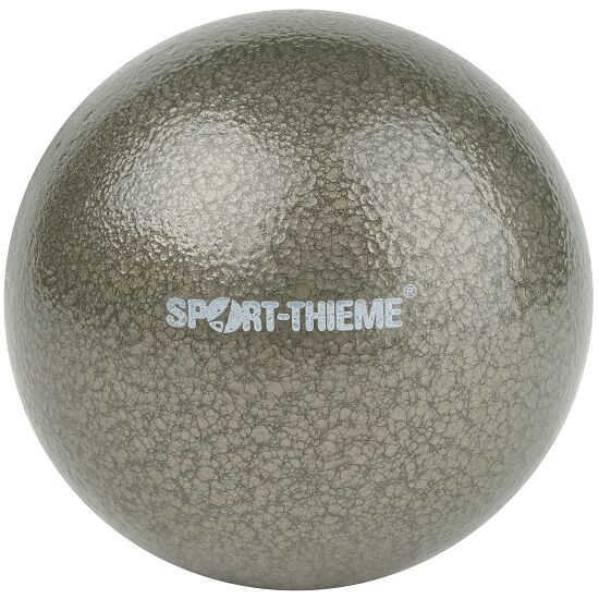 Sport-Thieme® Trainings-Stootkogel 4 kg, grijs, ø 102 mm