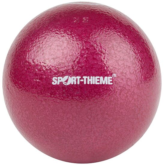 Sport-Thieme® Trainings-Stootkogel 5 kg, rood, ø 109 mm