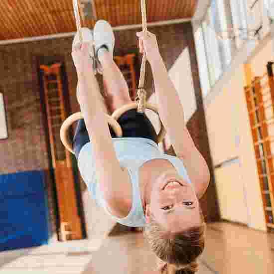 Sport-Thieme Turn- en schommelringuitrusting voor gymnastiekzalen