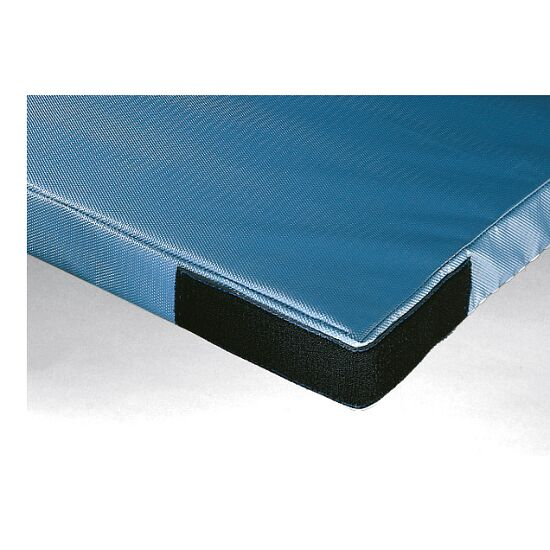 "Sport-Thieme® Turnmat ""Super"" 150x100x6cm Basis, Turnmattenstof blauw"