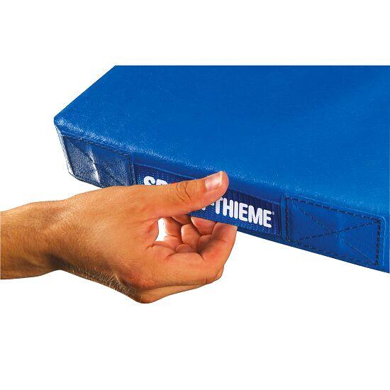 "Sport-Thieme Turnmat ""Super"" 200x100x6cm Basis, Turnmattenstof blauw"