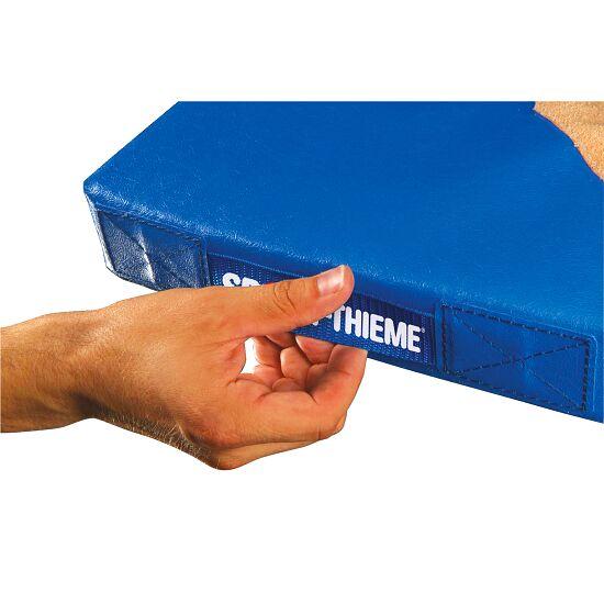 "Sport-Thieme Turnmat ""Super"" 200x125x6cm Basis, Turnmattenstof blauw"