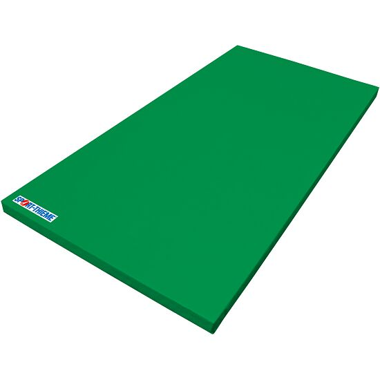 """Sport-Thieme® Turnmat """"Superlicht"""" Groen, 200x100x8 cm"""