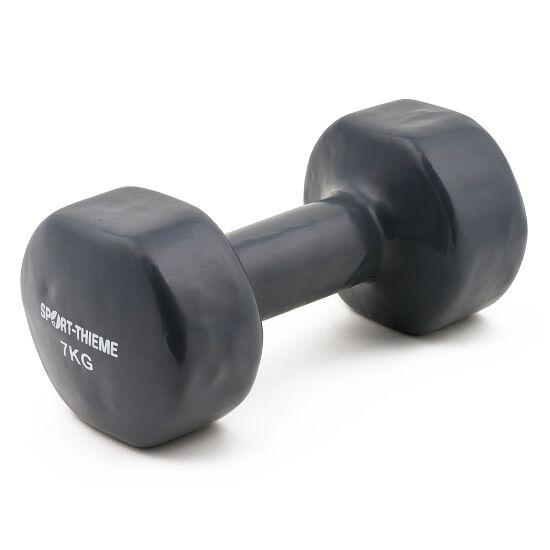 Sport-Thieme® Vinyl Handhalter 7 kg, grijs