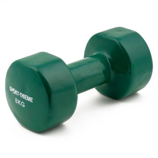 Sport-Thieme® Vinyl Handhalter 8 kg, groen
