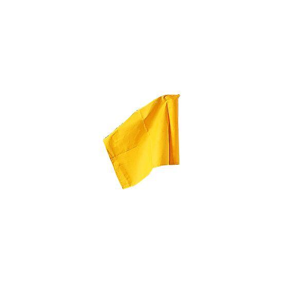 Sport-Thieme® Vlag voor grenspaal tot ø 30 mm Neon geel